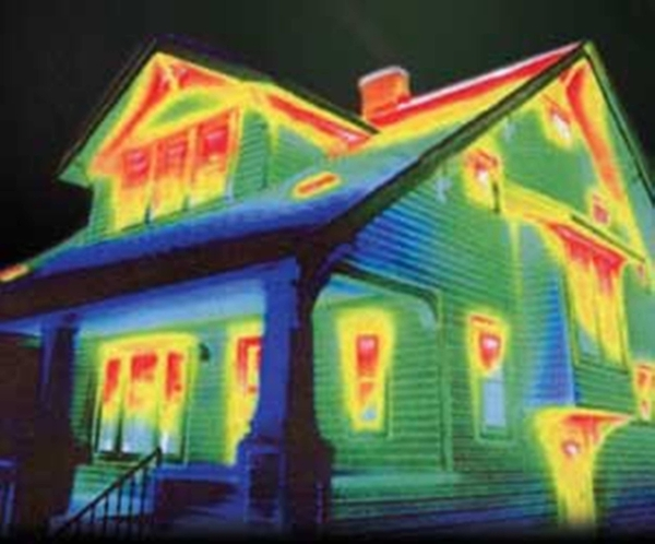 Thermal Imaging Mansfield Oh Brightspot Energy Solutions